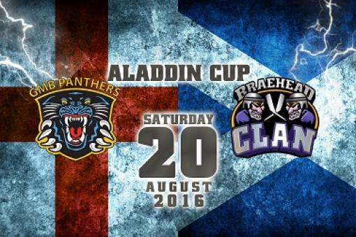 COUNTDOWN TO THE ALADDIN CUP - five days to go!