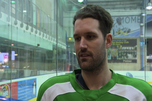 Carter Excited about Sheffield game