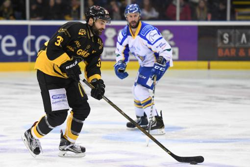 It's gameday - GMB Panthers versus Coventry tonight at 7pm.