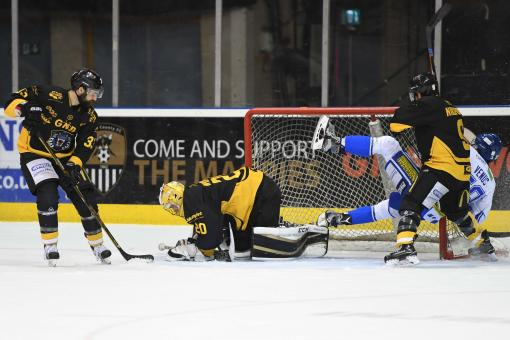 GMB Panthers and Blaze meet again on Sunday in Coventry