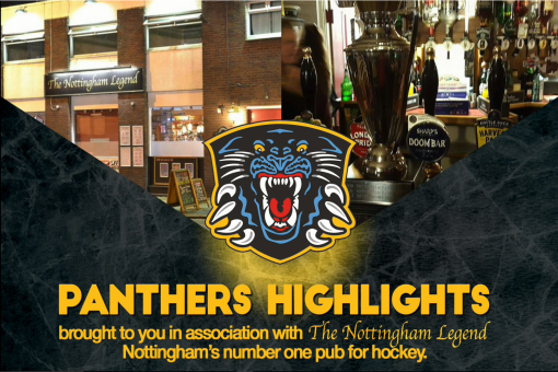 Highlights now live on Panthers TV