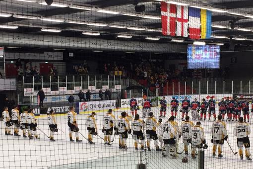 Continental Cup - GMB Panthers are Super Final bound