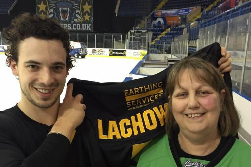 Janet Short wins Lacho's Jersey