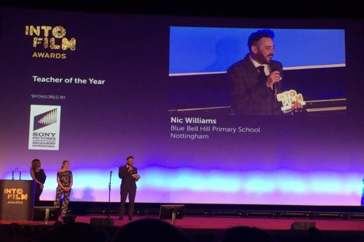 GMB Panthers Community Partner Wins Teacher of the Year