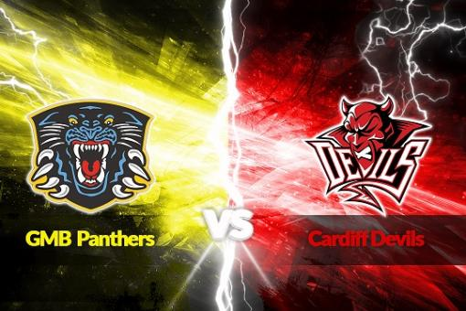 The boys are back in town - ON SATURDAY - Panthers v Devils!