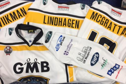 PLAY OFF FEVER - SHIRTS ARRIVE IN NOTTINGHAM – ticket update too