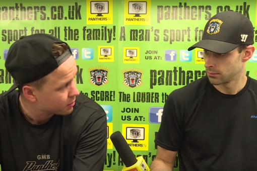 Dan chats to Miika on Panthers TV