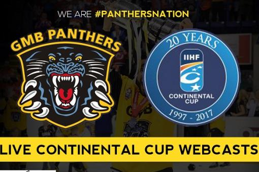 WEBCASTS OF PANTHERS GAMES IN ITALY AT THE SUPER FINAL