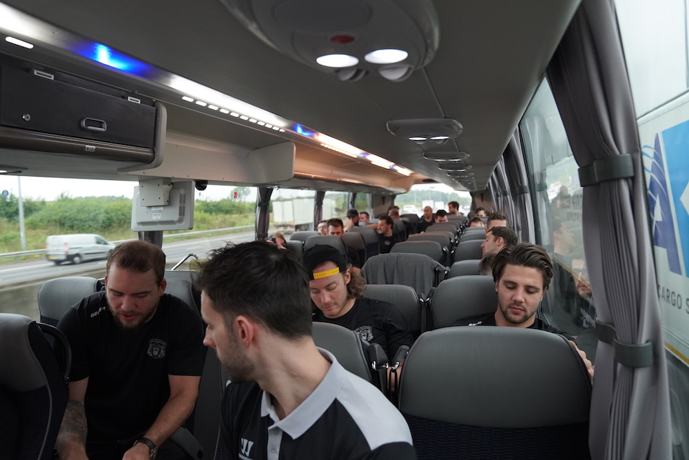 GMB Panthers' new European adventures underway Top Image