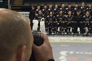 New sponsors at Panthers-Belfast clash