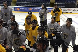 GMB Panthers prepare for weekend with a full squad of skaters