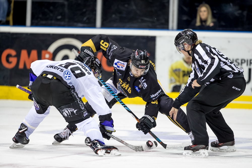 EIHL board agree officiating and Challenge Cup changes Top Image