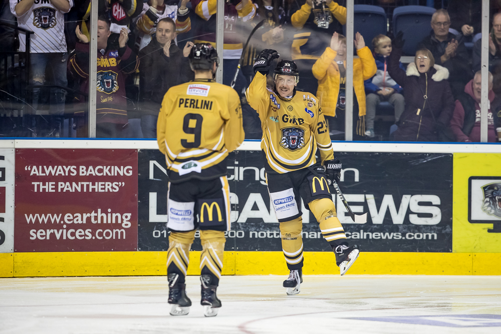 Highlights of Panthers vs Fife live Top Image