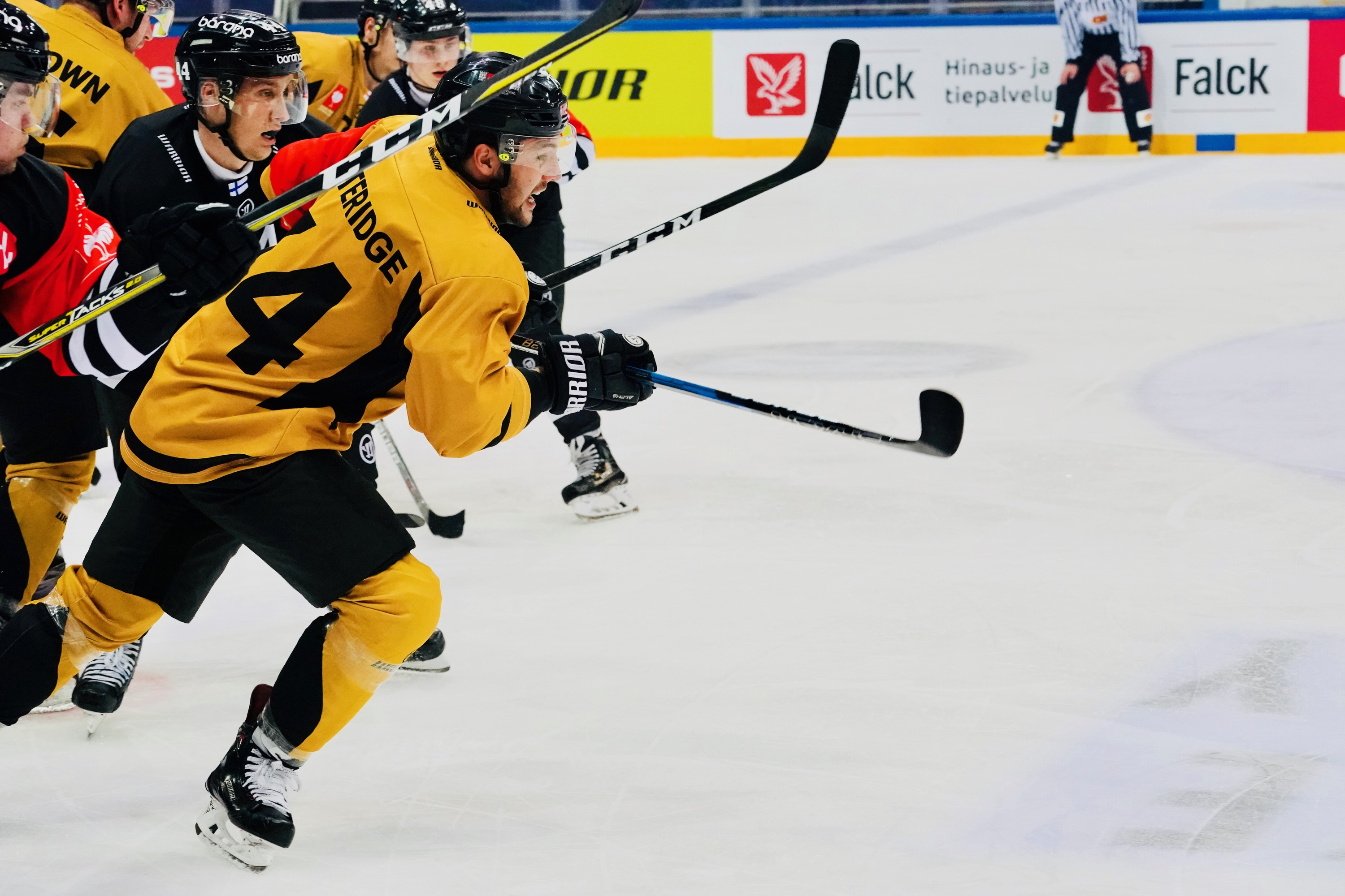Photo Special: Panthers visit Finland Top Image