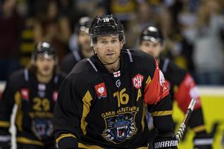 Panthers top group after beating Swiss team 4-2