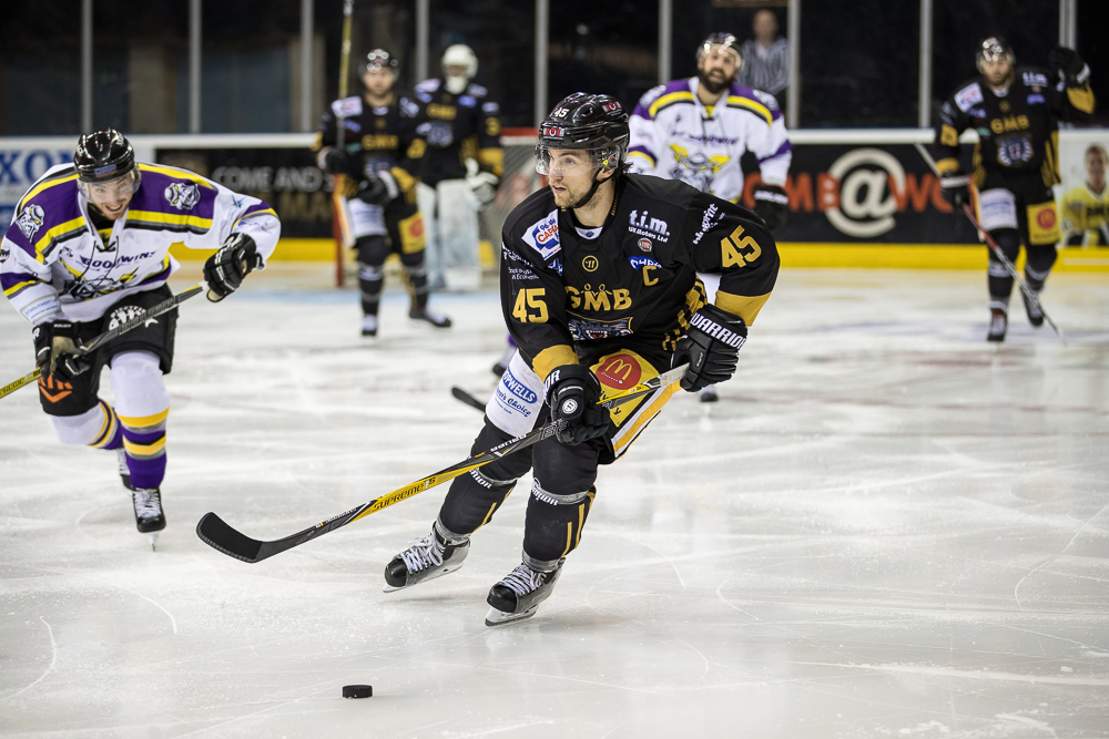 The Nottingham Panthers vs Manchester Storm: Tonight Top Image