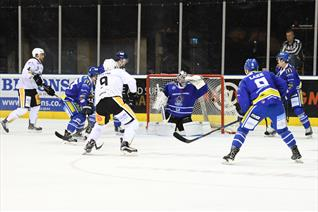 The Nottingham Panthers vs Coventry Blaze: Saturday at 7pm
