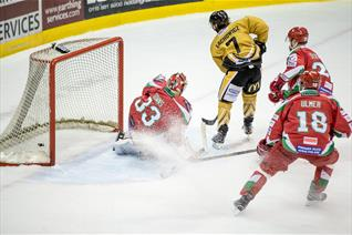 The Nottingham Panthers vs Cardiff Devils 26/09/18: Gameday!