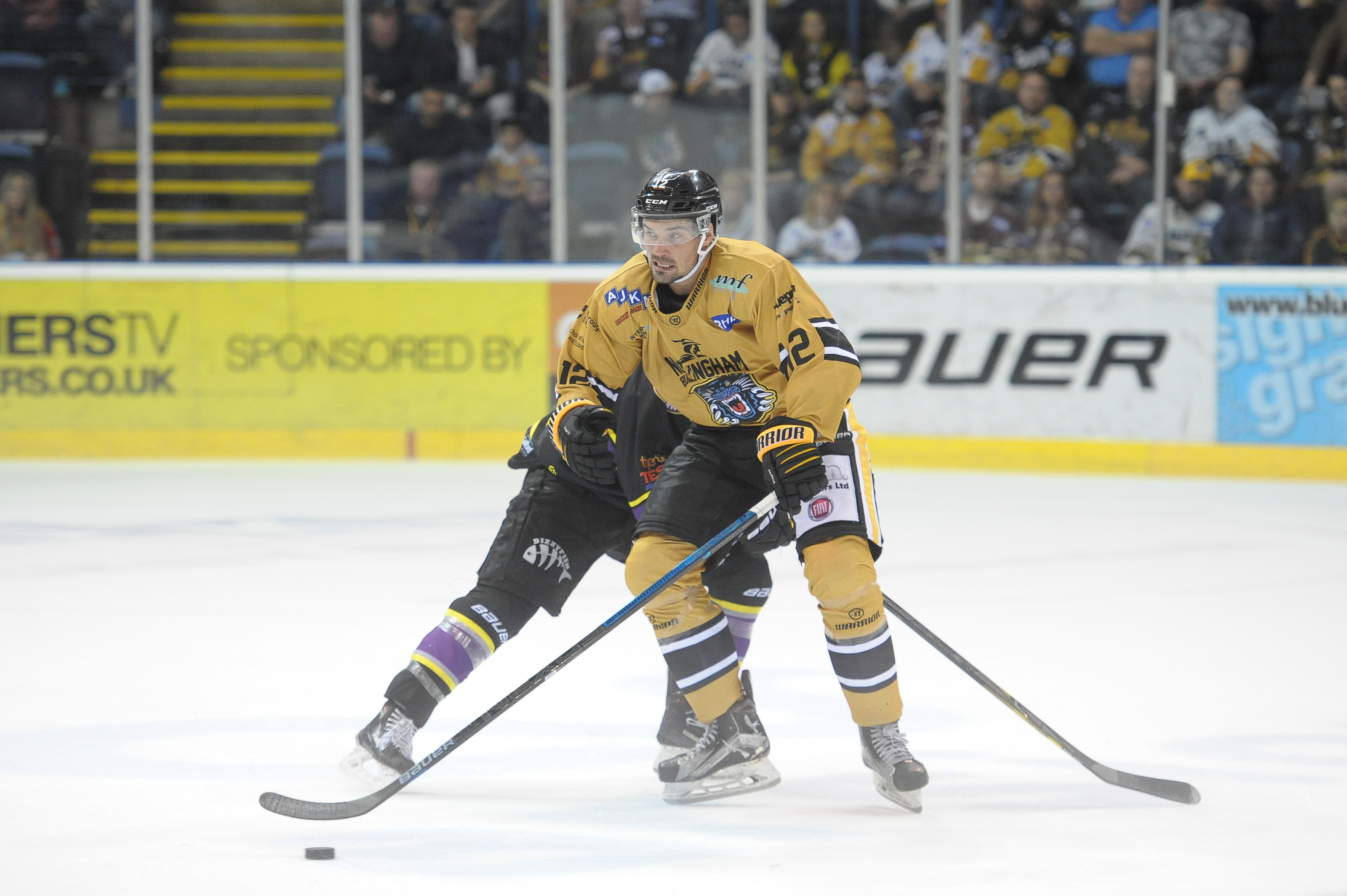 The Nottingham Panthers vs Glasgow Clan: Tickets on Sale Now Top Image