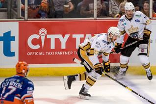 Gameday: The Nottingham Panthers @ Sheffield Steelers - 27/10/18