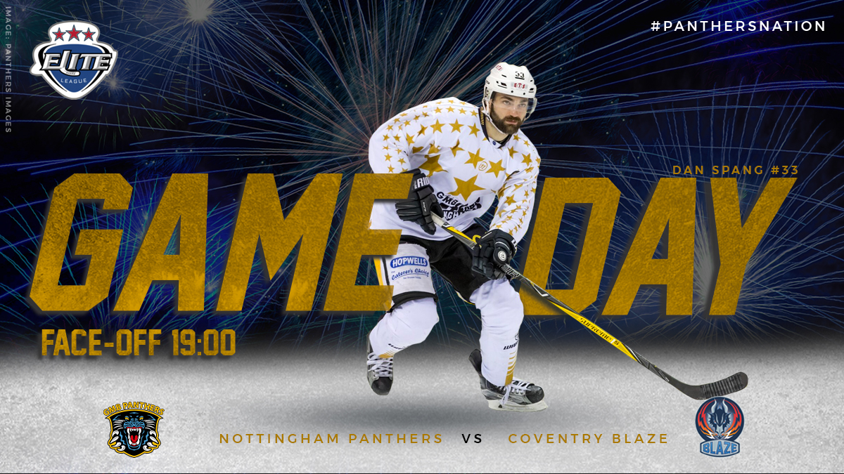 Gameday- Panthers vs Blaze Top Image
