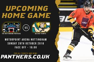 Nottingham v Belfast on Sunday