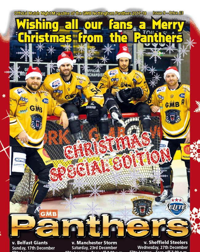 Christmas edition of magazine on sale from Sunday Top Image