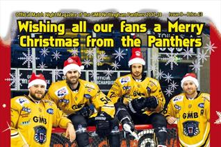Christmas edition of magazine on sale from Sunday