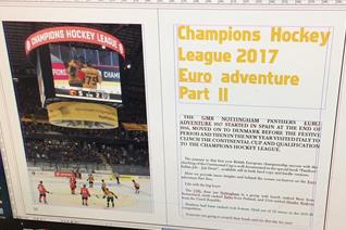 CHL special yearbook- calendar launch soon