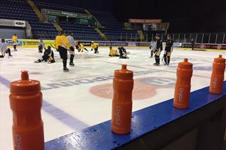 Players back on ice Tuesday