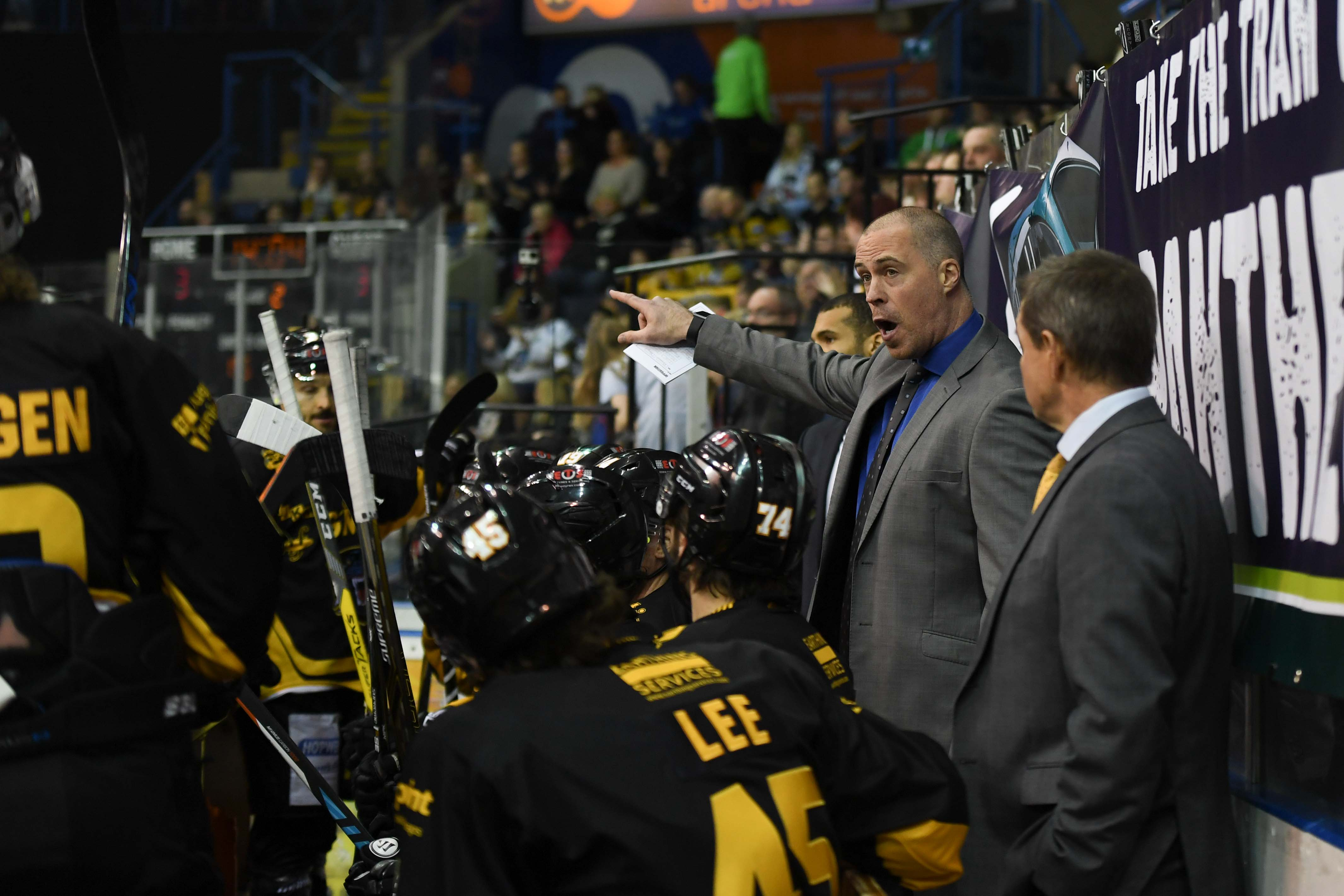 HC Corey Neilson: Speed a big priority Top Image