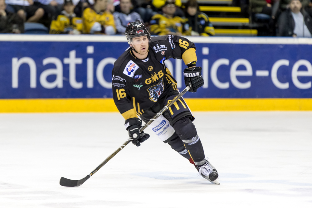 Brown on Pither – Panthers TV Top Image