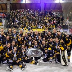 Nottingham Panthers: A Trip Through History
