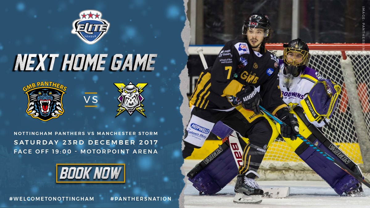 Panthers host Storm next Top Image