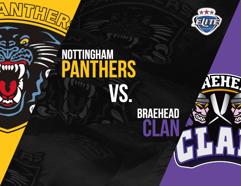 Panthers versus Braehead Saturday 7pm Top Image