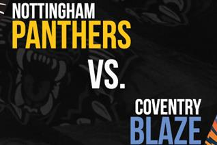 EIHL returns- Panthers welcome Blaze