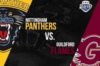 Flames visit Nottingham Saturday
