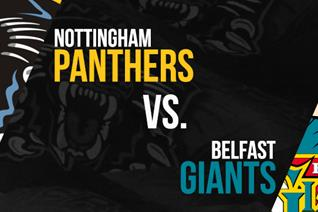 Panthers v Giants Sunday at 7pm