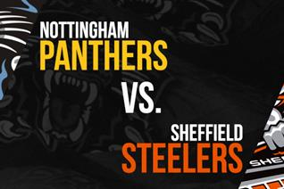 Panthers v Steelers Saturday at seven