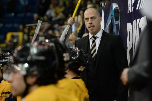 Head coach Corey Neilson is making plans for the assault on the play-offs