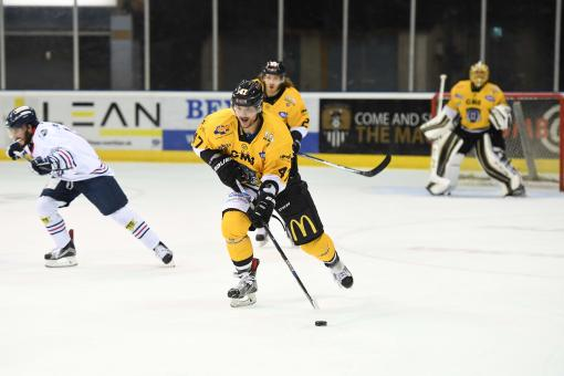 Former Panther Kalus urges European fans to visit CHL in Notts