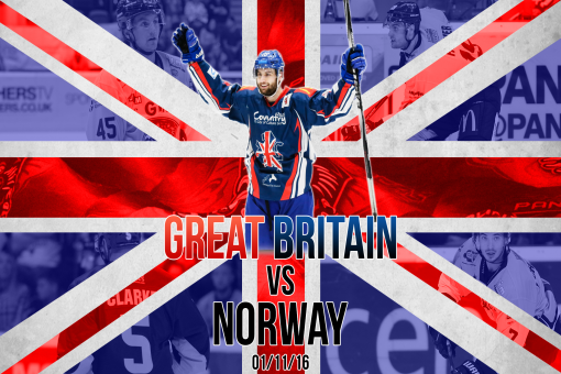 GB make changes to squad for Norway games