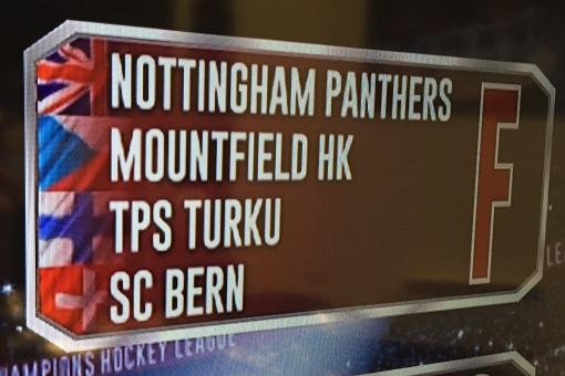 Panthers meet top Czech, Swiss and Finnish teams in CHL