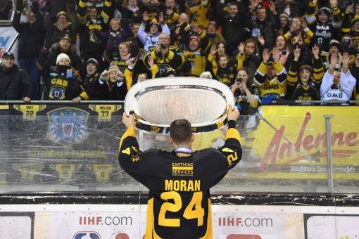 Panthers Captain Brad Moran set to retire