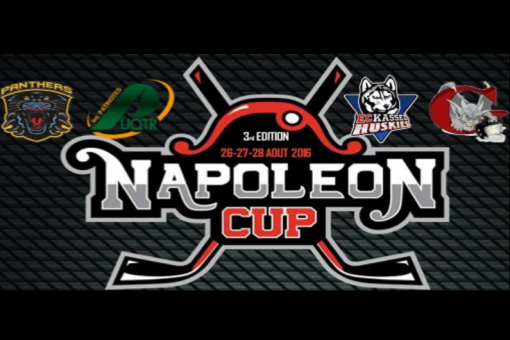 Panthers head to Napoleon Cup in Amiens, France