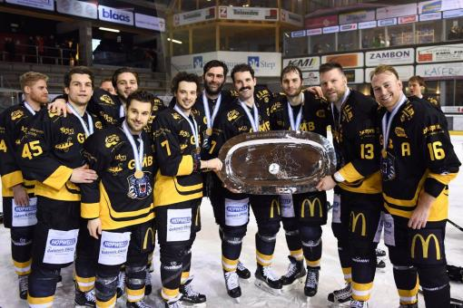Celebrate Continental Cup with Panthers on Sunday