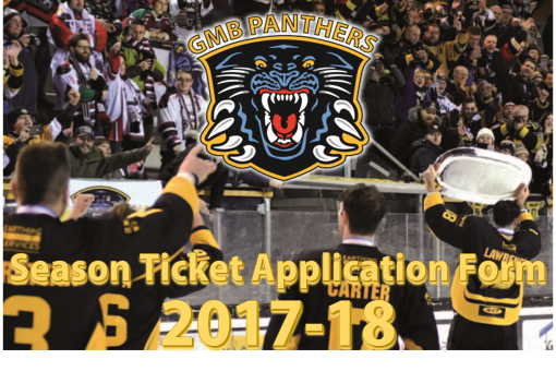 Season ticket COUNTDOWN - first deadline (existing locations) this weekend