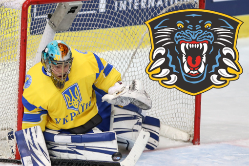 Panthers line-up top Ukrainian goalie to join roster