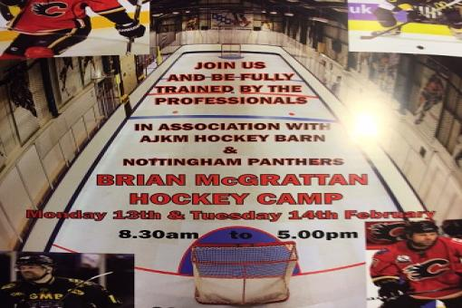 SUNDAY MATCH SPONSORS OFFERING BRIAN MCGRATTAN TRAINING DAYS