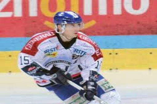 Panthers sign defenceman Andy Sertich